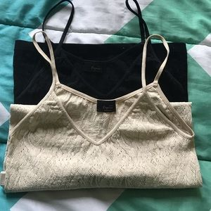 2 Express Lacy Tank Tops